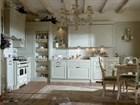 Элитная кухня белого цвета