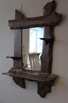 Зеркало в палисандре - фото 4584