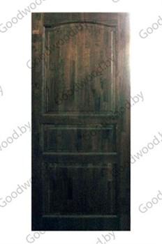 дверной блок  (окрашенный, цвет палисандр) - фото 4706