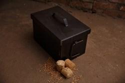 Коптильня без ног - фото 4709
