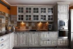 Кухня брошированная, цвет вереск - фото 4728