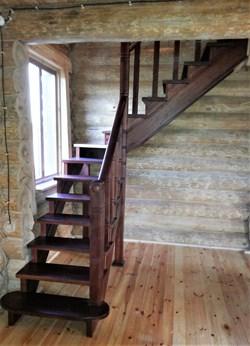 Лестница 5 - фото 5010