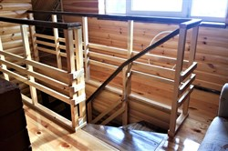 Лестница 9 - фото 5028