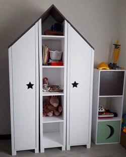 """Шкаф из трёх частей  """"Звёздочка"""" - фото 5133"""