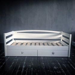 """Кровать детская """"Звездочка"""" - фото 5199"""