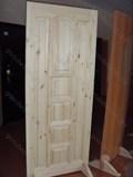 Дверь из дерева 800